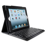 Kensington® KeyFolio Pro Keyboard Case, For iPad 2/3, Black