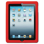 Kensington® BlackBelt Protection Band For iPad2, Red