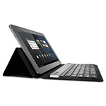 Kensington® KeyFolio Expert Folio Keyboard, For Android/Windows 7 Tablets, Black