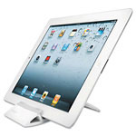 Kensington® Chaise Universal Tablet Stand, White
