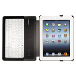 Kensington KeyLite Touch Keyboard/Folio for iPad, Black