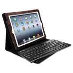 Kensington KeyFolio Pro 2 for iPad, Dark Brown
