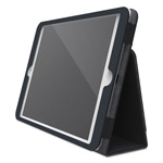 Kensington Soft Folio Case and Stand for iPad 5, Textile Black