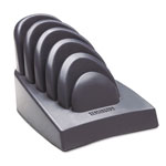Kensington 5 Slot Document Holder, Dark Blue Gray