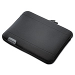 "Kensington® Fleece and Neoprene Sleeve for 10"" Tablets, Black"