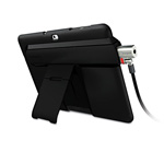 Kensington SecureBack Security Case with Stand for Galaxy Tab, Black