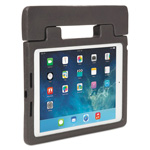 Acco Rugged Carry Case & Stand for iPad Air, Charcoal