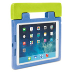 Acco Rugged Carry Case & Stand for iPad Air, Blueberry