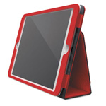 Kensington Soft Folio Case and Stand for iPad 5, Red