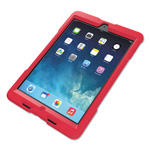 Daytimer BlackBelt 1st Degree Rugged Case, for iPad Air, Red