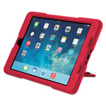 Acco BlackBelt 2nd Degree Rugged Case for iPad Air, Red
