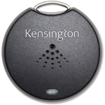 Kensington Bluetooth Tracker, Proximo Key Fob, iPhone, Galaxy, Black
