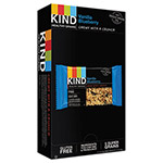 Kind Healthy Grains Bar, Vanilla Blueberry, 1.2 oz, 12/Box