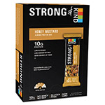 Kind STRONG & KIND Bars, Honey Mustard Almond, 1.6 oz Bar, 12/Box