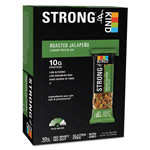 Kind STRONG & KIND Bars, Roasted Jalepeno Almond, 1.6 oz Bar, 12/Box