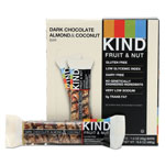Kind Fruit and Nut Bars, Dark Chocolate Almond & Coconut, 1.4 oz Bar, 12/Box