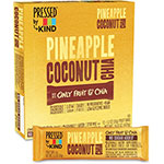 Kind Pineapple Coconut Chia Fruit Bars, 12/BX