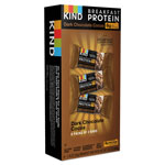 Kind Breakfast Protein Bars, Dark Chocolate Cocoa, 8 Pouches/BX