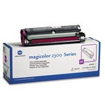 QMS 1710517003 Toner, 1500 Page-Yield, Magenta