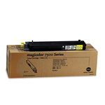 QMS 1710530002 Toner, 7500 Page-Yield, Yellow