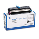 QMS 1710566001 Toner, 3000 Page-Yield, Black