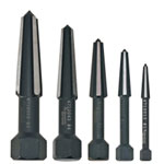 Grip On 5 Piece Rennsteig Double Edge Screw Extractor Set