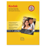 Kodak Photo Paper, High Gloss, Ultra Premium, 8 1/2 x 11, 25 Sheets