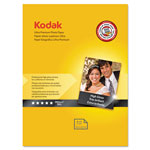 Kodak Photo Paper, High Gloss, Ultra Premium, 4 x 6, 20 Sheets