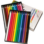 Koh-I-Noor Woodless Colored Pencils, Assorted
