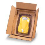 "Box Partners 12"" x 10"" x 5"" Suspension Packaging"
