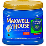 Kraft Foods Coffee, Maxwell House, Decaffeinated, 29.3oz