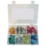 K Tool International 120 Piece Auto Fuse Assortment