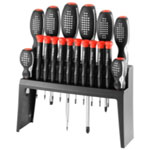 K Tool International 18 Piece Screwdriver Set