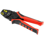K Tool International Professional Crimping Tool - 0.5/1.5/2.5/4.0/6.0 MM2
