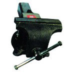 "K Tool International 8"" Steel Vise"