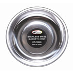 K Tool International Stainless Steel Magnetic Dish