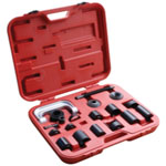 K Tool International Ball Joint Service Tool and Master Adapter Set