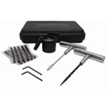 K Tool International Tire Repair Kit 55 Piece