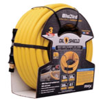 "K Tool International BluBird Oil Shield 3/8"" x 50' Air Hose, Yellow"
