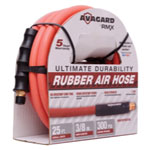 "K Tool International AvaGard 3/8"" x 25' Air Hose, Red"