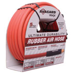 "K Tool International AvaGard 3/8"" x 50' Air Hose, Red"