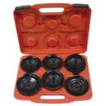 K Tool International 17 Piece Master Oil Filter Wrench Set