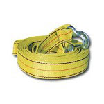 "K Tool International Tow Strap w/Forged Hooks 1 7/8"" x 10' 6000lb"