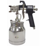 K Tool International Deluxe Spray Gun with Cup