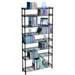 Atlantic 8 Tier Steel Media Stand