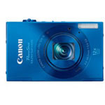 Canon PowerShot 520 HS 10.1 Megapixel Digital Camera - Blue
