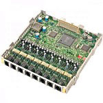 Panasonic KX-TAW84874 8 Port SLT Card