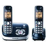 Panasonic KX-TG6572C DECT 6.0 PLUS Digital Answering Phone System