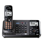 Panasonic 2-Line DECT 6.0 Expandable Digital Cordless Answering System