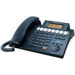 Panasonic Black 4 Line Speakerphone with Caller ID